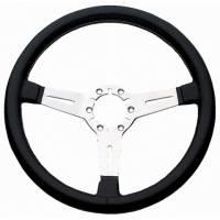 """Street Performance / Tuner Steering Wheels - Grant Corvette Steering Wheels - Grant Steering Wheels - Grant Corvette Steering Wheel ' 63 - ' 82 - 14"""" - Black"""