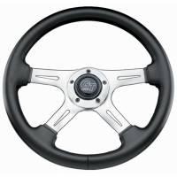 """Street Performance / Tuner Steering Wheels - Grant GT Steering Wheels - Grant Steering Wheels - Grant Elite GT Steering Wheel - 14"""" - Black"""