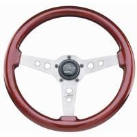 """Street Performance / Tuner Steering Wheels - Grant GT Steering Wheels - Grant Steering Wheels - Grant GT Steering Wheel - 14"""" - Mahogany"""
