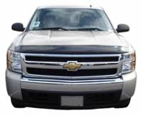 Bras and Hood Protectors - Hood Protectors - Auto Ventshade - Auto Ventshade Bugflector II Stone / Bug Deflector - Smoke
