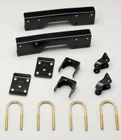 Leaf Springs Accessories - Leaf Spring Flip Kits - Belltech - Belltech 88-98 GM C1500 Pickup Standard Cab Rear Flip Kit