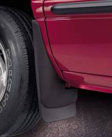 Dodge Ram 1500 Exterior Components - Dodge Ram 1500 Mud Flaps and Components - Husky Liners - Husky Liners Custom Molded Mud Guards - Black