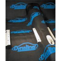 "Sound and Heat Insulating - Sound Deadeners - Dynamat - Dynamat 1/4"" Dynaliner 32"" x 54"""