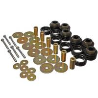 Suspension - Street / Strip - Subframe Connector Bushings - Energy Suspension - Energy Suspension 08- Challenger Rear Subframe Bushing Set