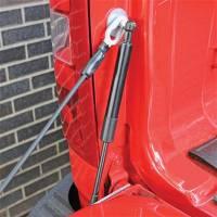 Dodge Ram 1500 Exterior Components - Dodge Ram 1500 Tailgate Helpers - Dee Zee - Dee Zee EZ Down Tailgate Helper