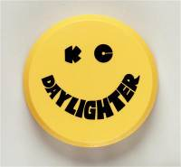 "Lights & Lighting - Auxiliary Light Covers - KC HiLiTES - KC HiLiTES 6"" Round Hard Yellow"