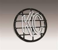 Ignition & Electrical System - KC HiLiTES - KC HiLiTES Stone Guard - Black