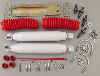 Chassis & Suspension - Skyjacker - Skyjacker Dual Steering Stabilizer Kit