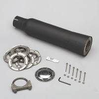 "Supertrapp - SuperTrapp 4"" Steel S/C Standard Muffler"