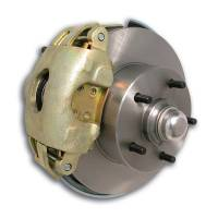 Brake System - SSBC Performance Brakes - SSB Chevy Drum To Disc Brake Conversion Kit - Front