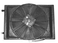 Air Conditioning & Heating - Air Conditioner Condensers - Vintage Air - Vintage Air Remote Condenser w/ Fan