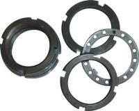 Hubs & Bearings - 4WD Locking Hub Service Parts - Warn - Warn Spindle Nut Kit for Manual Hub