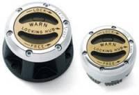 Brake System - Warn - Warn Premium Hubs