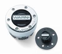 Brake System - Warn - Warn Standard Manual Hubs