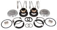 Brake System - Yukon Gear & Axle - Yukon Hardcore Locking Hub Set - Dana 60 - 35 Spline - '79-'91 GM - '78-'97 Ford - '79-'93 Dodge