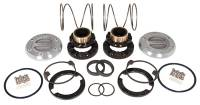 Hubs & Bearings - 4WD Locking Hubs - Yukon Gear & Axle - Yukon Hardcore Locking Hub Set - Dana 60 - 30 Spline - '75-'93 Dodge - '77-'91 GM - '78-'97 Ford.
