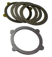"Drivetrain - Yukon Gear & Axle - Yukon 8"" & 9"" Ford 4-Tab Clutch Kit w/ 9 Pieces"