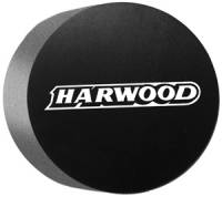 Hood Accessories - Hood Scoop Plugs - Harwood - Harwood Big O Scoop Plug for # 3185