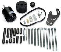 Water Pumps - Electric - Electric Water Pump Drive Kits - Moroso Performance Products - Moroso Elec.Water Pump Drive
