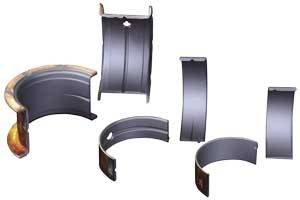 Engine Components - Engine Bearings - Main Bearings