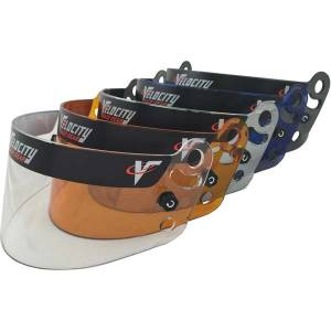 Helmets - Helmet Shields and Parts - Velocity Helmet Shields & Accessories