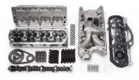 Engine Kits & Rotating Assemblies - Engine Top End Kits - Edelbrock - Edelbrock SB Ford Power Package Top End Kit