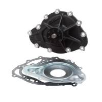 Cooling & Heating - Edelbrock - Edelbrock Pontiac Water Pump - V8 Black
