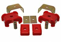 Drivetrain - Energy Suspension - Energy Suspension Transmission Mount - Red