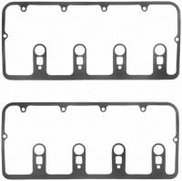 "Valve Cover Gaskets - Valve Cover Gaskets - BB Ford / FE - Fel-Pro Performance Gaskets - Fel-Pro Ford 429 Boss Valve Cover gasket 3/32"" Thick Steel CORE"