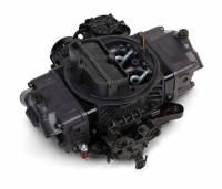 Street and Strip Carburetors - Holley Ultra Street Avenger Carburetors - Holley Performance Products - Holley Carburetor - 770 CFM Ultra Street Avenger - Hard Core Gray w/ Black Metering Blocks & Base Plate