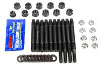 Engine Bolts & Fasteners - Main Cap Stud Kits - ARP - ARP BB Chevy Main Stud Kit - 2-Bolt w/ Windage Tray