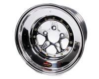 """Wheels & Tires - Billet Specialties - Billet Specialties Comp 5 Wheel - 15"""" x 10"""" - 5 x 4.75"""" - 5"""" Back Spacing"""
