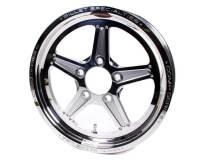 """Wheels & Tires - Billet Specialties - Billet Specialties Comp 5 Wheel - 15"""" x 3.5"""" - 5 x 4.75"""" - 1.75"""" Back Spacing"""