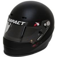 Safety Equipment - Impact - Impact 1320 Helmet - Large - Flat Black