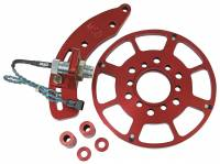 Chevrolet Chevelle Ignitions and Electrical - Chevrolet Chevelle Crank Trigger Wheels - MSD - MSD Chevy Small BlockCrank Trigger Kit - 7 in. Balancer