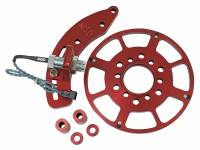 Chevrolet 2500/3500 Ignitions and Electrical - Chevrolet 2500/3500 Distributors, Magnetos, and Crank Triggers - MSD - MSD Flying Magnet Trigger Wheel - Chevy Big Block