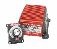 Ignition Systems and Components - Electronic Ignition Timing Controllers - MSD - MSD Adjustable Timing Control - MSD 5/6/7 Ignitions