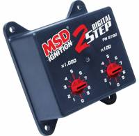 Ignition Systems and Components - Ignition Rev Controls - MSD - MSD Digital 2-Step Rev Control - For (6425)