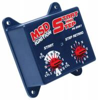 Ignition Systems - Ignition Timing Module Selectors - MSD - MSD Start and Step Timing Retard Control - Digitally Controlled