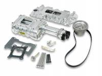 Superchargers, Turbochargers and Components - Superchargers - Weiand - Weiand Pro-Street Supercharger Kit - 142 Blower