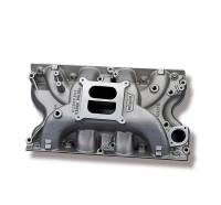 Intake Manifolds - Intake Manifolds - BB Ford / FE - Weiand - Weiand Stealth Intake Manifold - Non-EGR