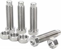 Hardware & Fasteners - Bolt Kits - Allstar Performance - Allstar Performance Titanium Torsion Stop Weight Adjuster Kit