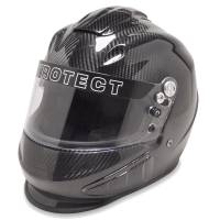 Pyrotect - Pyrotect Pro Ultra Triflow Carbon Duckbill Helmet