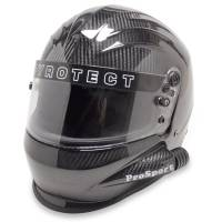 Racing Helmet Deals - Pyrotect Helmet Deals - Pyrotect - Pyrotect ProSport Carbon Fiber Side Forced Air Helmet