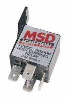 Fuses & Wiring - Relays - MSD - MSD High Current Relays - Single-Pole