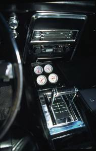 Chevrolet Camaro (1st Gen) Gauges and Accessories