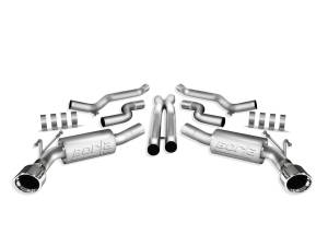 Chevrolet Camaro (5th Gen) Exhaust Systems