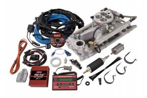 Chevrolet Chevelle - Chevrolet Chevelle Air and Fuel - Chevrolet Chevelle Electronic Fuel Injection Systems