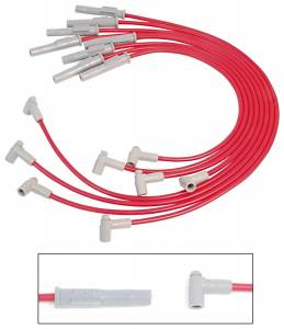 Chevrolet Chevelle - Chevrolet Chevelle Ignitions and Electrical - Chevrolet Chevelle Spark Plug Wires