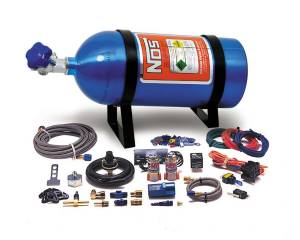 Ford Mustang (5th Gen) Nitrous Oxide Systems and Components